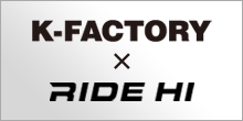 K-FACTORY x RIDE HI
